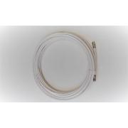Cable coaxial con conectores 15 mtrs.