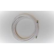 Cable coaxial con conectores 20 mtrs.