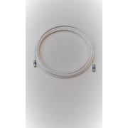 Cable coaxial con conectores 5 mtrs.